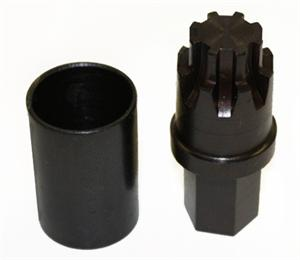 AR 15 / M16 Barrel Extension Nut Removal Tool